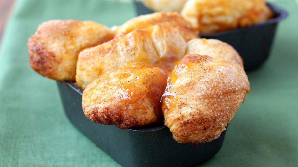Pumpkin-Caramel Monkey Bread