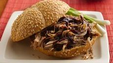 Turkey Teriyaki Sandwiches Recipe