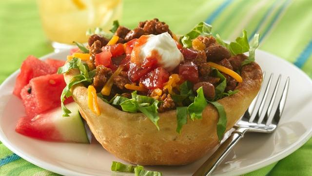 Grands! Biscuit Taco Cups