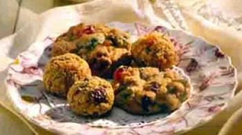 No-Bake Fruit Cookies