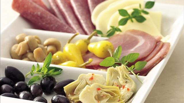Image of Antipasto Platter, Pillsbury