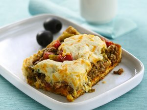 Deep-Dish&#32;Taco&#32;Squares
