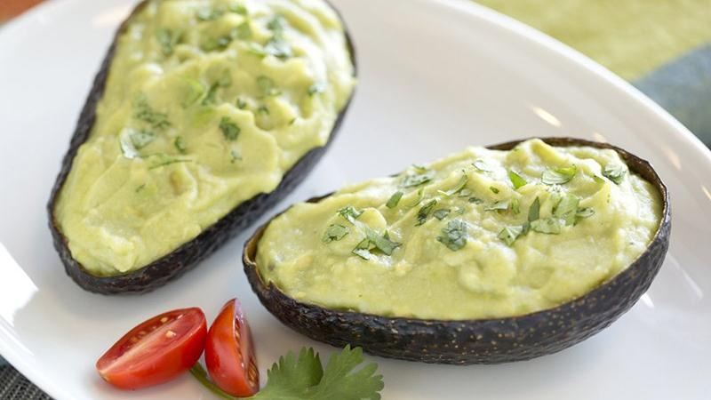 Avocado Potato Mash Up