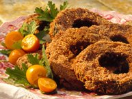 Cinnamon Squash Rings