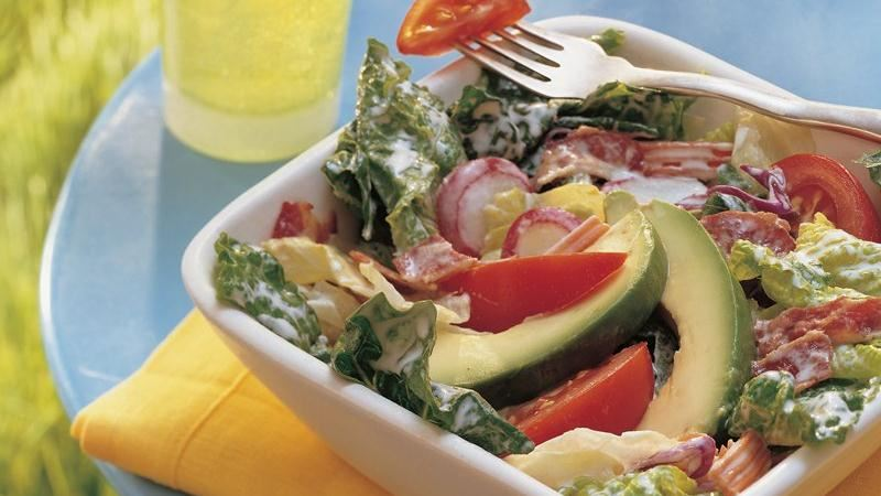 California BLT Tossed Salad