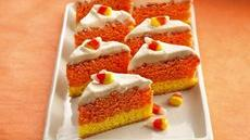 Orange Candy Corn Bars Recipe