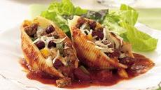Minestrone-Stuffed Shells Recipe