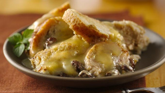 Bread Pudding with Whiskey Sauce recipe - from Tablespoon!