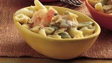 Shrimp and Pea Pod Casserole Recipe