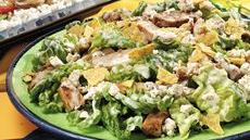 Seasoned Chicken Caesar Salad Recipe