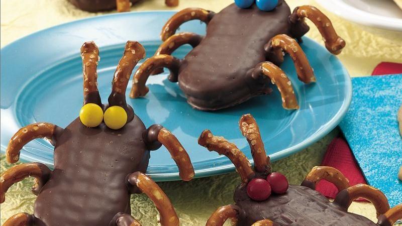 Cutie Bugs recipe from Betty Crocker