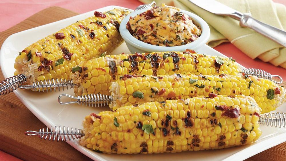 Grilled Corn On The Cob With Chipotle Butter Recipes — Dishmaps