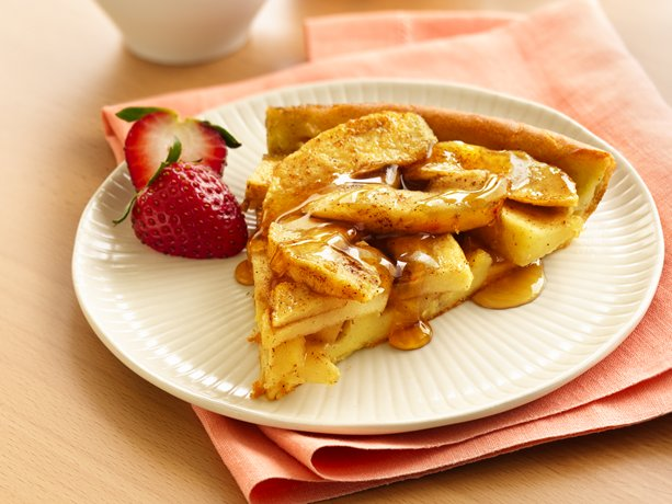 Image of Apple Breakfast Wedges, Betty Crocker