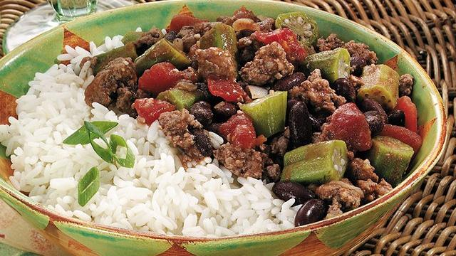 Louisiana-Style Picadillo