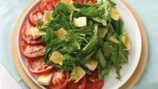 Brie, Lettuce and Tomato Salad Recipe