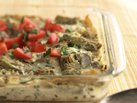 Healthified Creamy Ricotta-Artichoke Lasagna