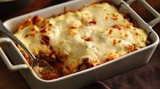 Baked Ziti Casserole Recipe