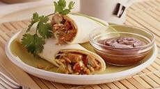 Thai Chicken Wraps Recipe