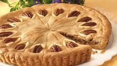 Apple-Nut-Cookie Tart Recipe