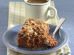 Rhubarb Spice Cake