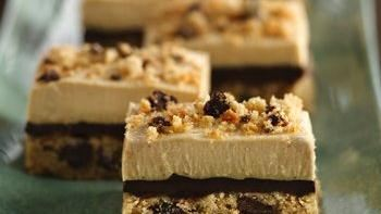 Gluten-Free Chocolate Peanut Butter Layer Bars