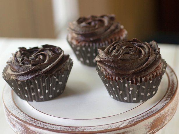 Chocolate Truffle Cupcakes