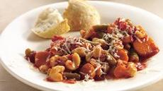 Slow Cooker Mediterranean Minestrone Casserole Recipe
