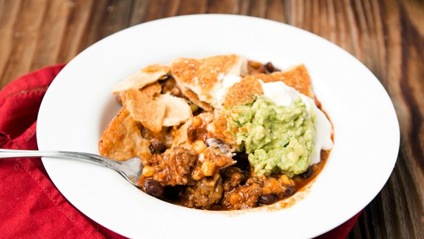 Slow-Cooker Taco Chili