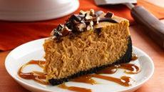 Turtle Pumpkin Cheesecake Recipe