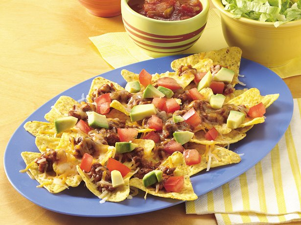 Microwave Nachos