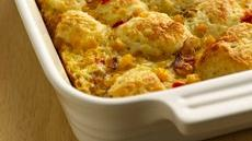 Bacon n&#39; Egg Biscuit Bake Recipe