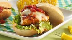 Fiesta Grilled Chicken Sandwiches Recipe