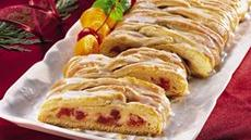 Cherry-Cheese Crescent Braid (club store pack) Recipe