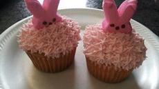 Peek-A-Peep Pink Lemonade Cupcakes Recipe