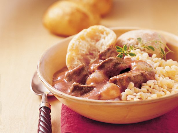 Greek Beef Stew