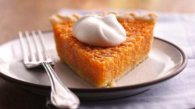 Festival Winning Sweet Potato Pie