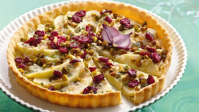 Image of Apple And Blue Cheese Tart, Pillsbury
