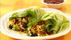 Inside-Out Taco Salad Wraps Recipe