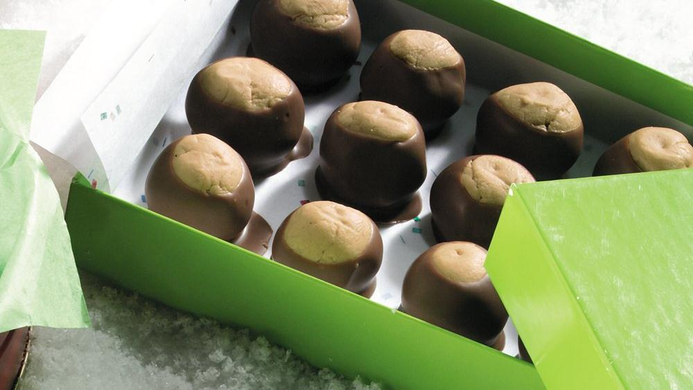 Almost Instant Buckeyes