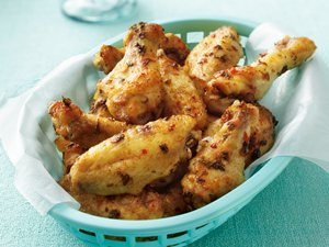 Fajita&#32;Chicken&#32;Wings