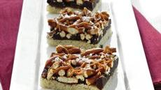 Sweet-and-Salty Truffle Bars Recipe
