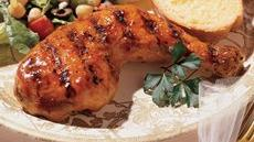 Apricot-Glazed Chicken Recipe