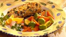Chicken in Fresh Herbs Recipe