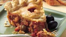 Meatball Sandwich Pot Pie Recipe