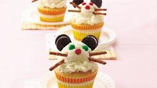 Mr. Mouse Party Cupcakes Recipe