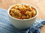 Gluten Free Tropical Island Chex Mix