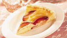 Plum Cream Cheese Tart Recipe