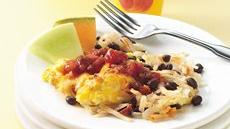 Southwestern Brunch Eggs Recipe