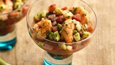 Ceviche-Style Shrimp Cocktail Recipe