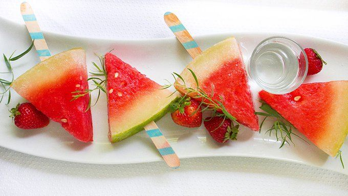 Watermelon Daiquiri Freezer Pops recipe - from Tablespoon!